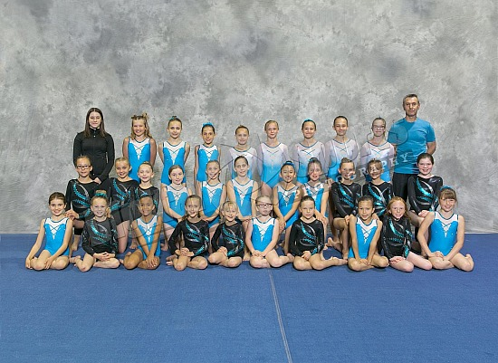 Brooks Gymnastics Club 2018