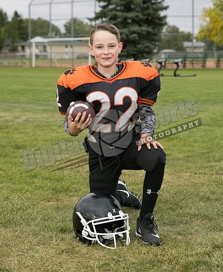 Medicine Hat Tackle Football 2017