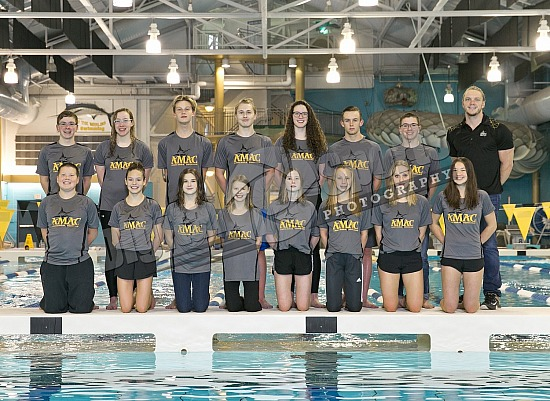 Alberta Marlin Aquatic Club 2018-2019
