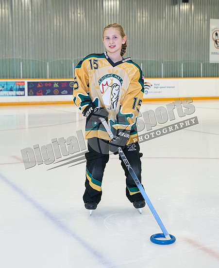 Medicine Hat Ringette Association 2018-2019