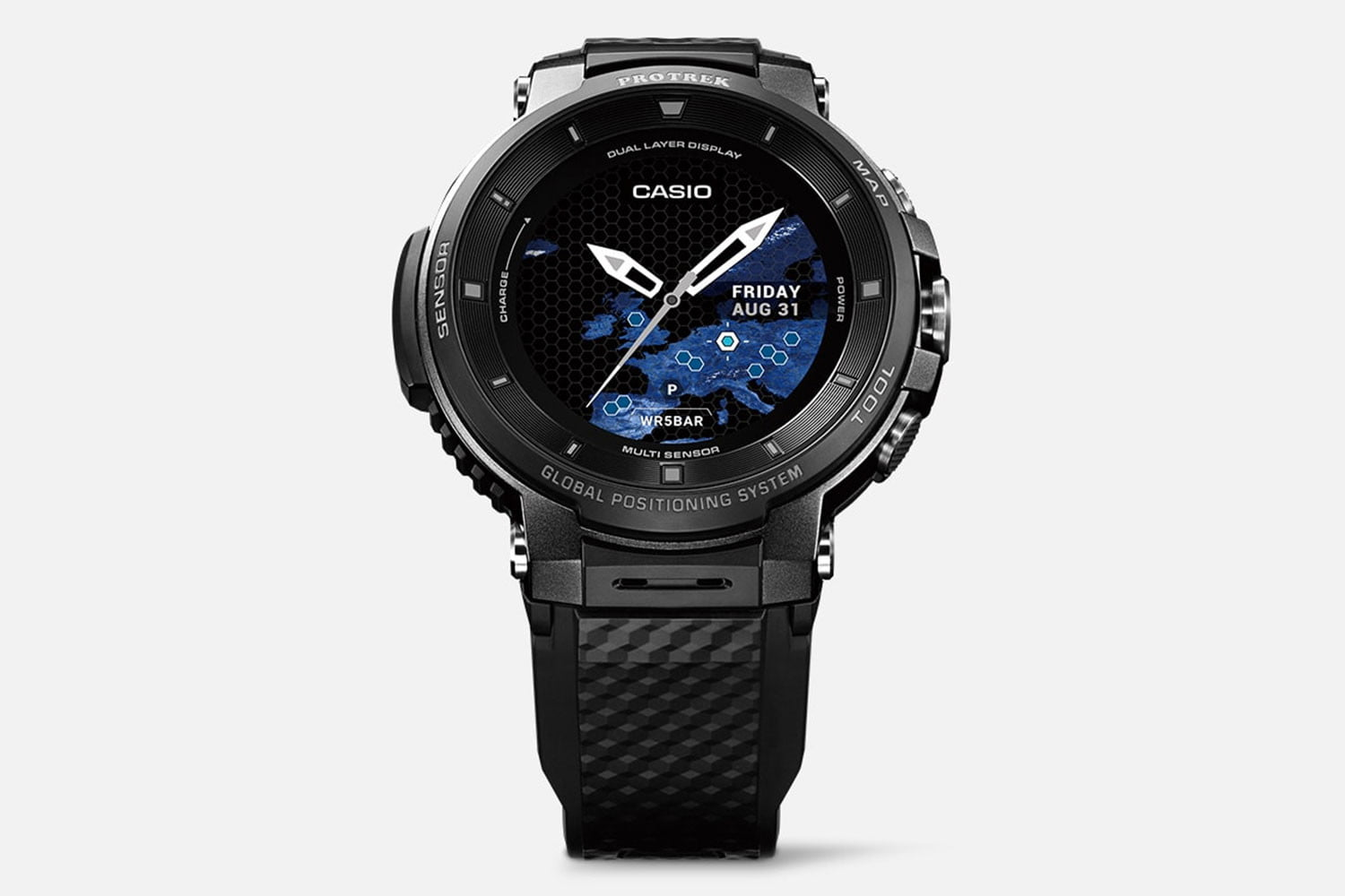 f30022d77d7 Casio Pro Trek WSD-F30 Review
