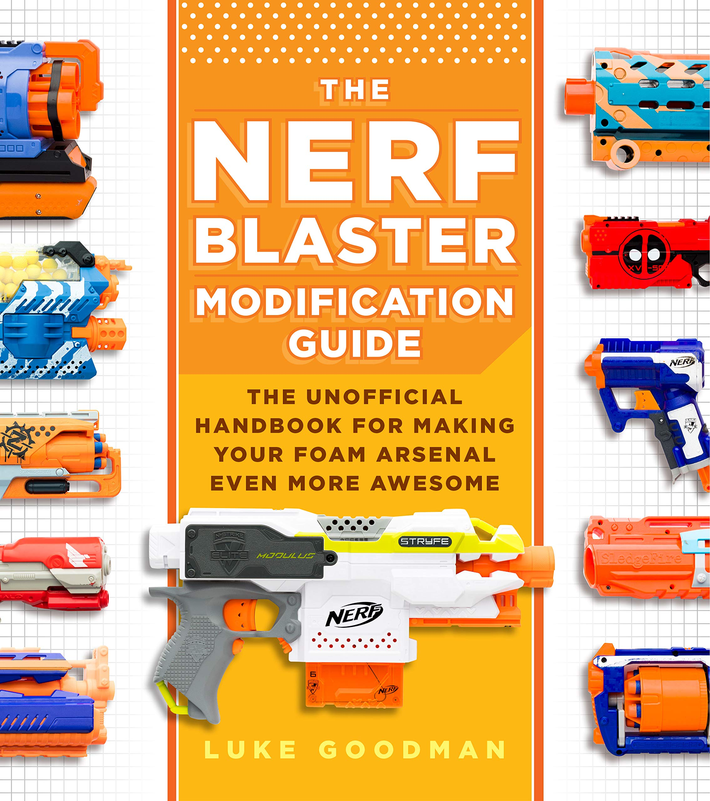 How to Mod a NERF Gun: Beginner's Guide to the Hammershot