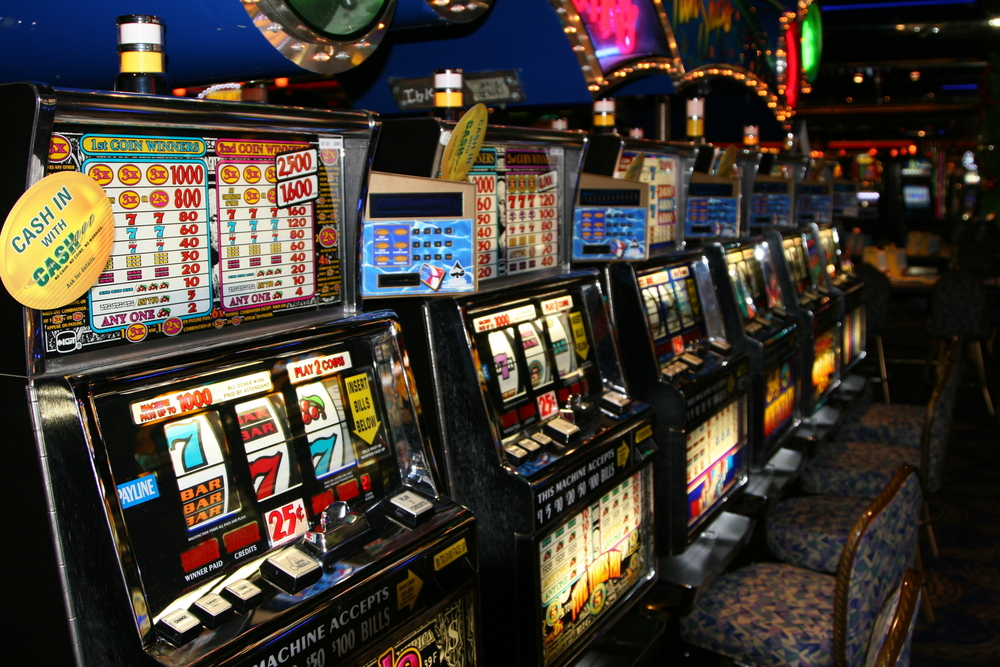 Electronic Slot Machines