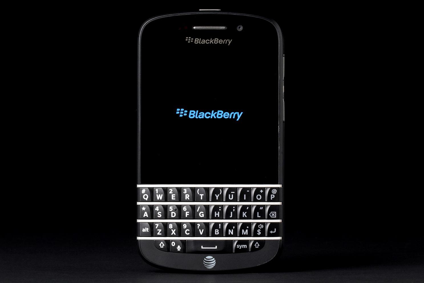 Blackberry Announces Partnership With Foxconn Digital Trends
