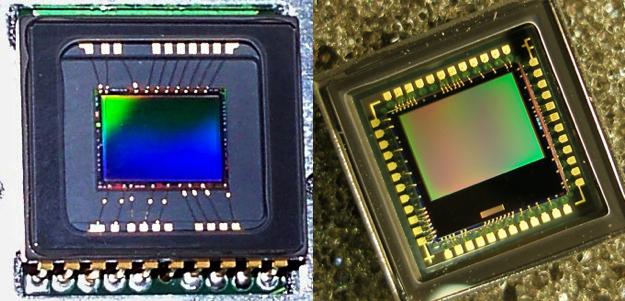 Image sensor size, not megapixels, is what matters | Digital