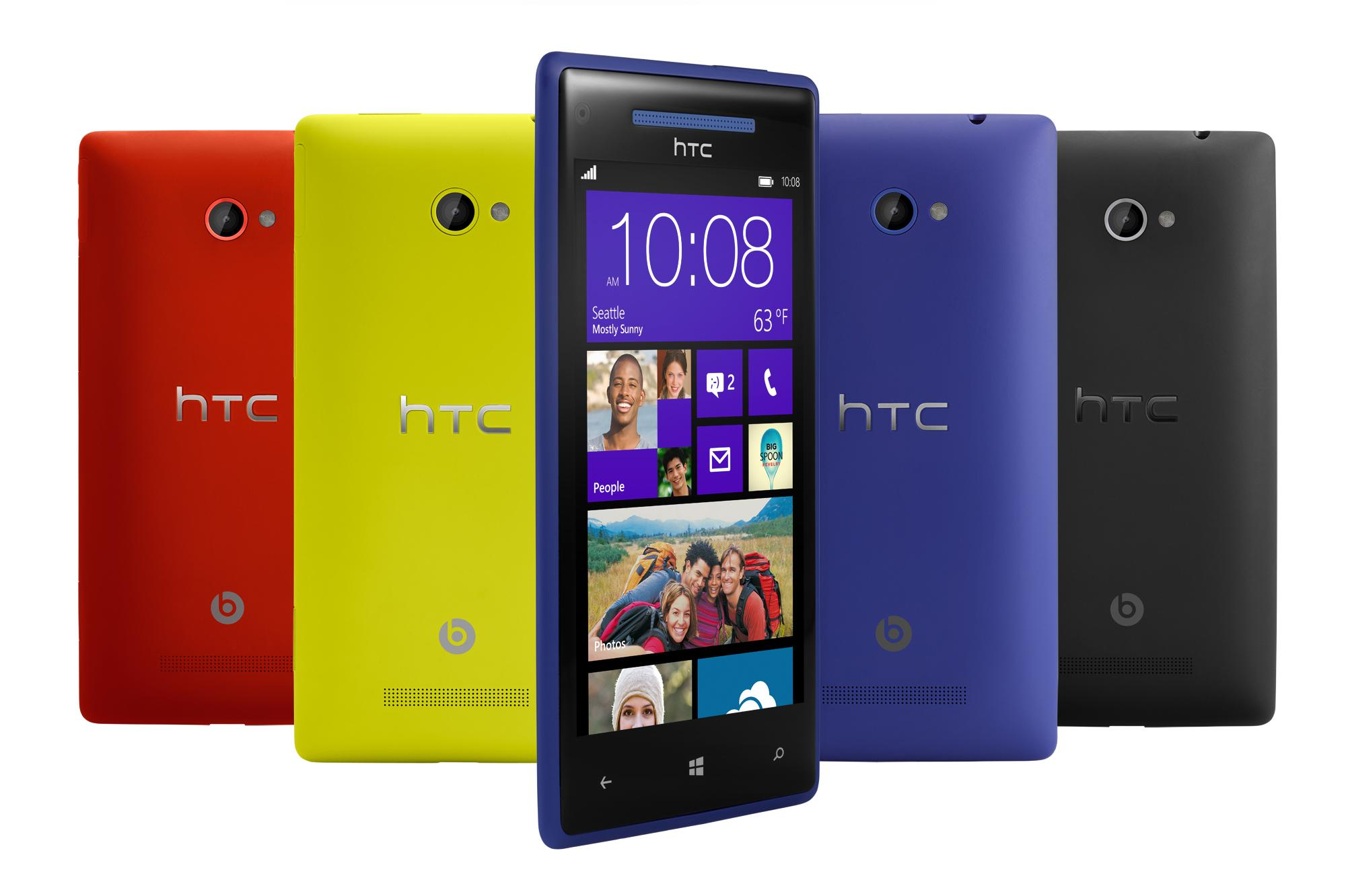 Microsoft Wants That HTC Add Windows Phone to Your Phones Android, According to Bloomberg