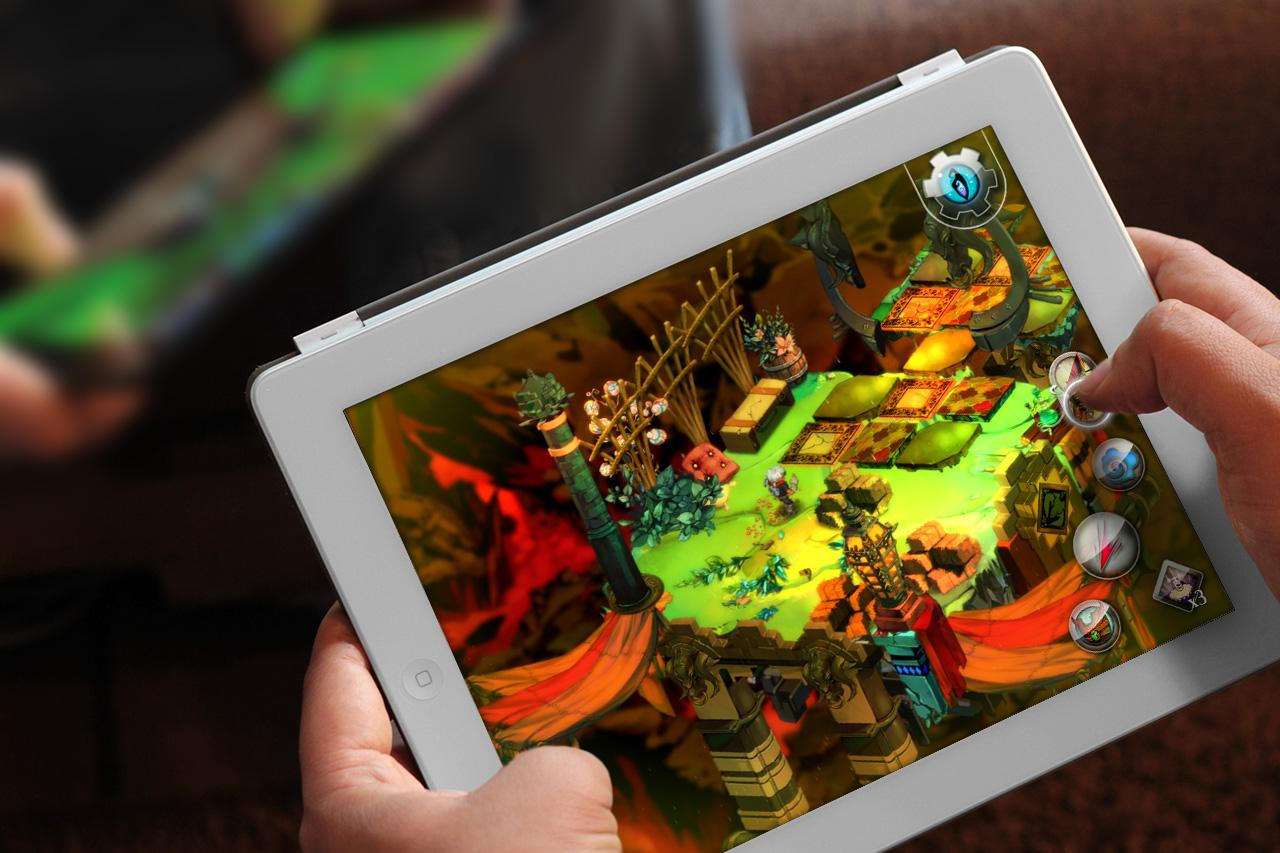 Top 100 Ipad Games
