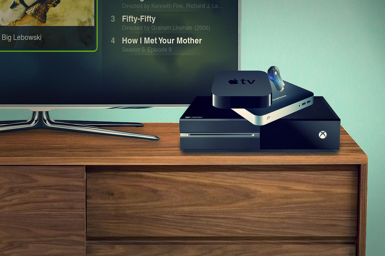 How The Biggest Tech Companies Aim To Get In On A Tv