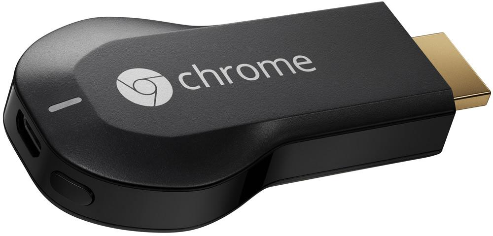 Chromecast Chrome