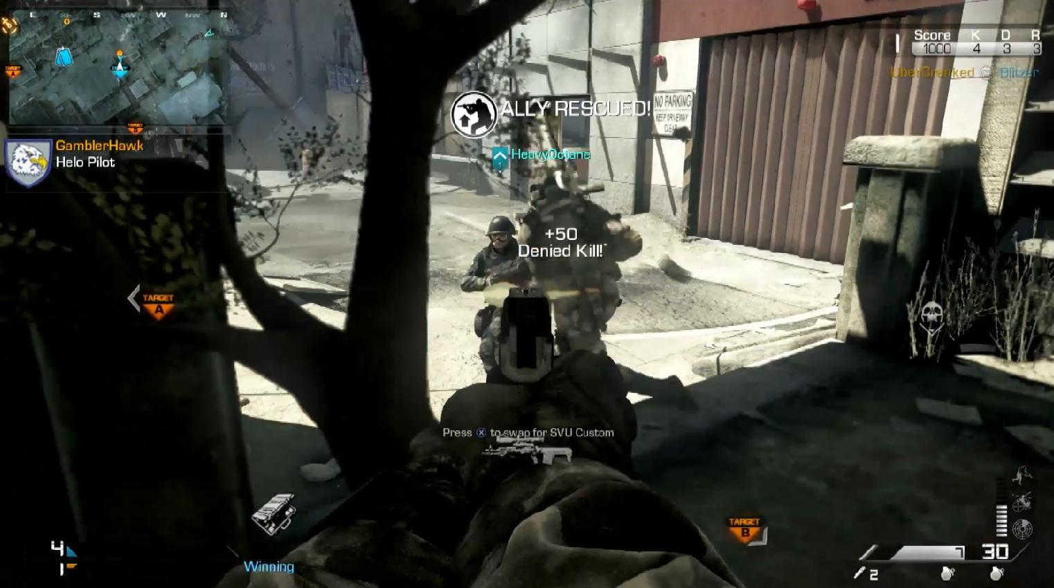 Call of Duty: Ghost multiplayer guide   Digital Trends