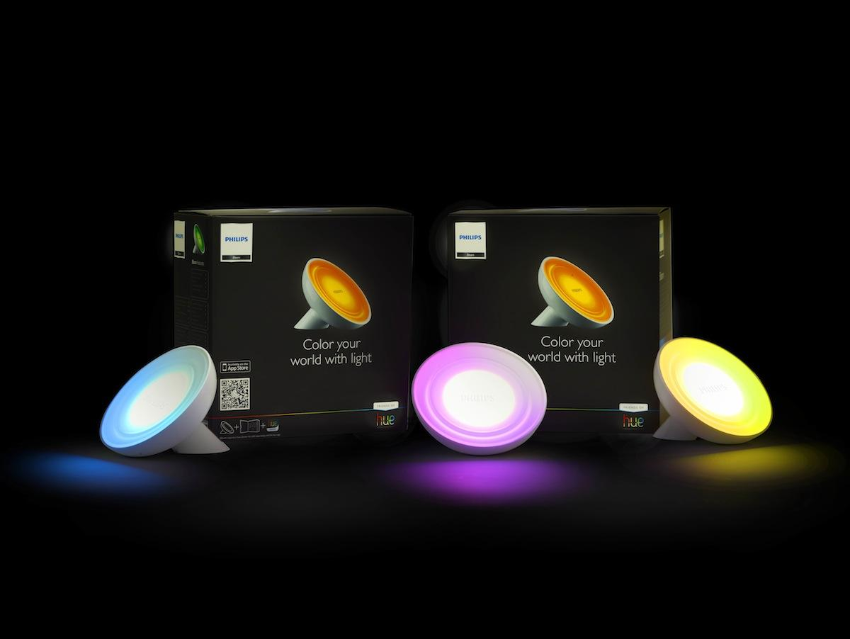 philips expands its hue line with livingcolors bloom and lightstrips digital trends. Black Bedroom Furniture Sets. Home Design Ideas