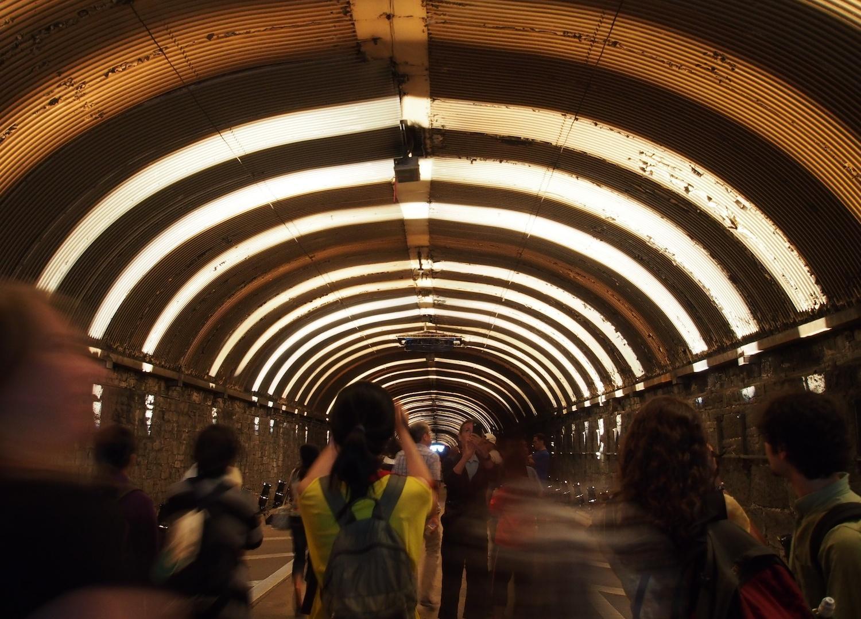 Underground Road Tunnels