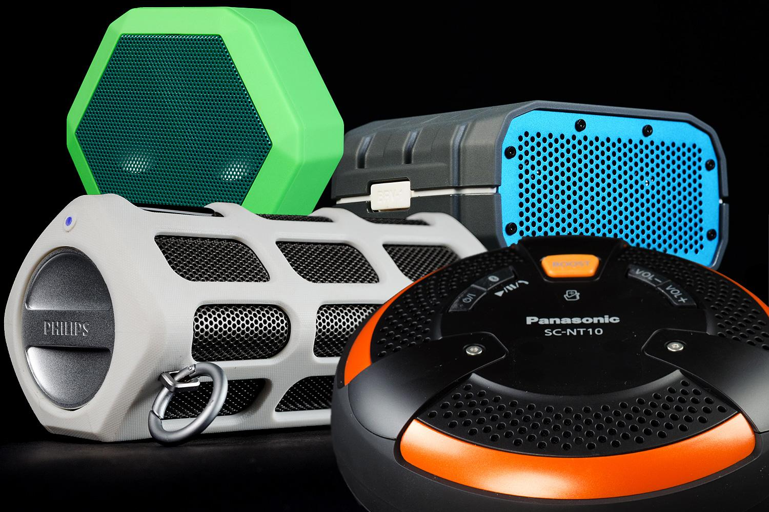 Jbl Outdoor Speakers >> Bluetooth Speaker Round-up: Philips Shoqbox, Boombot Rex ...