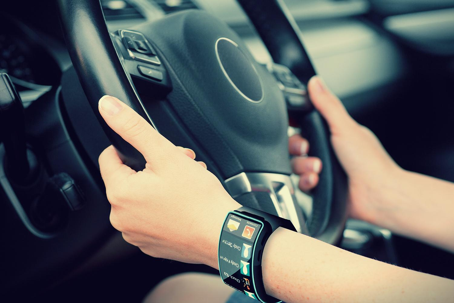 Iwatch No Thanks A Smartwatch Catered To Your Car Could