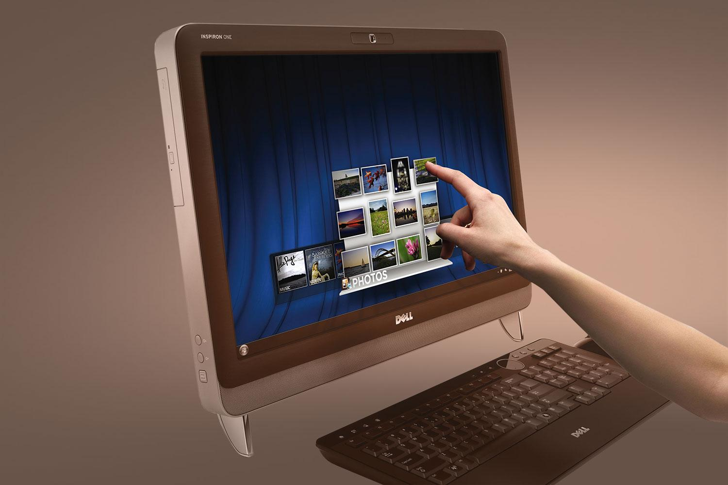 do touchscreen pcs hurt or help you ergonomically digital trends. Black Bedroom Furniture Sets. Home Design Ideas