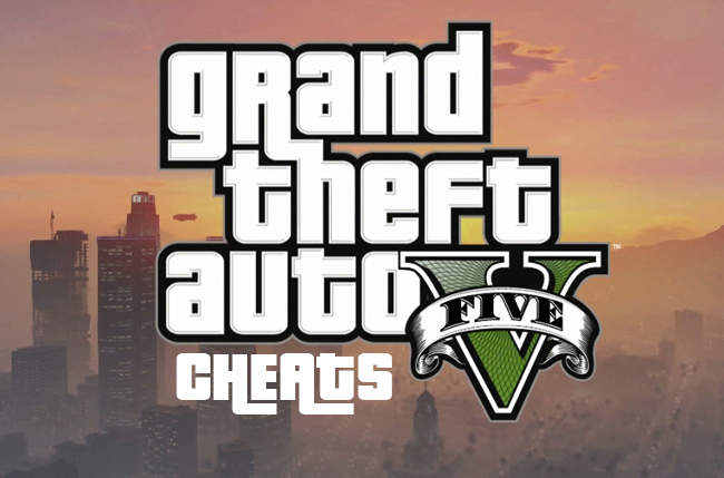 Grand Theft Auto V Cheats