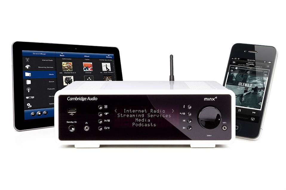 Cambridge Audio Introduces Minx Xi All In One Media