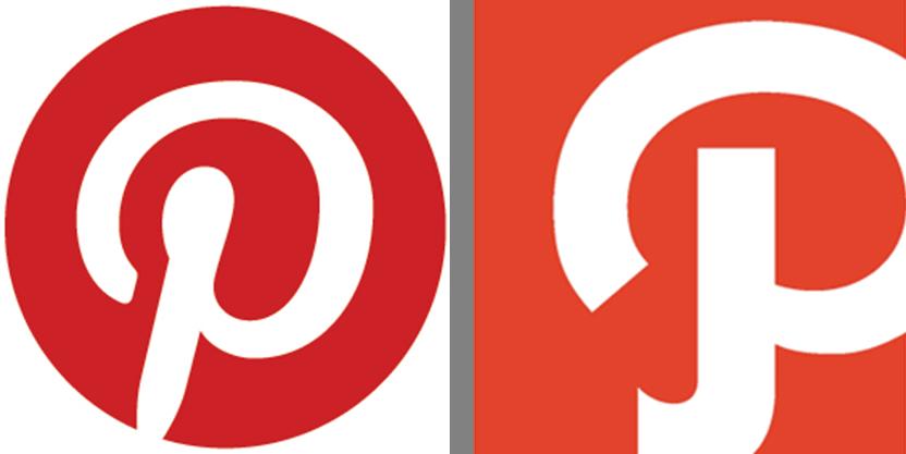 pinterest vs pat...P Logo