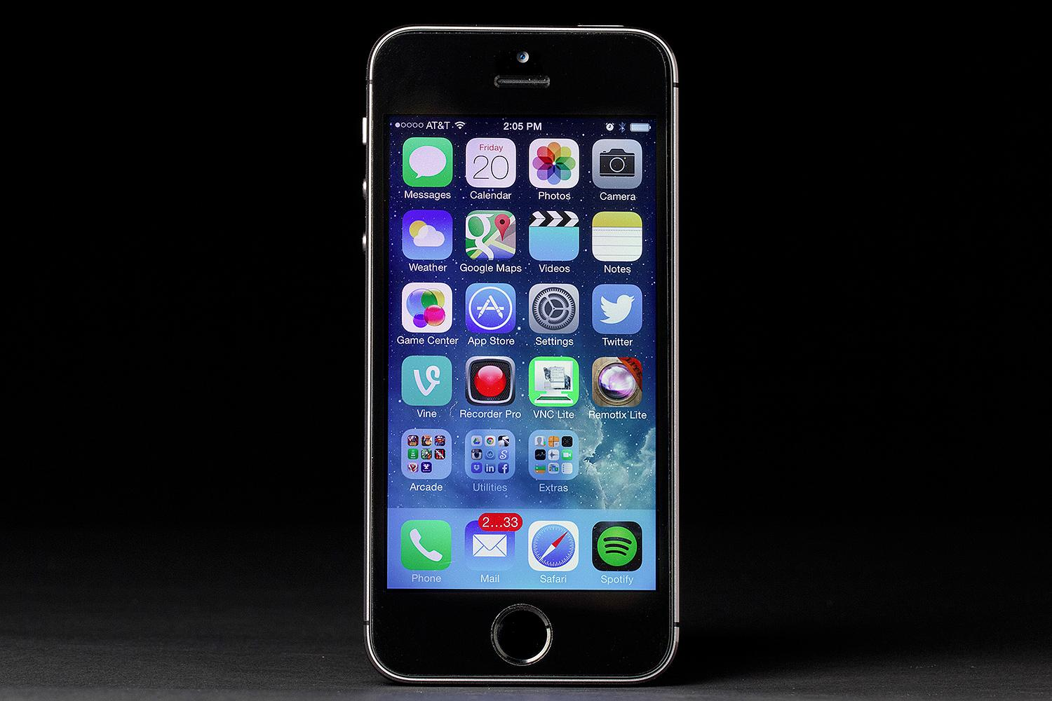 iphone 5s 12 helpful tips and tricks digital trends. Black Bedroom Furniture Sets. Home Design Ideas