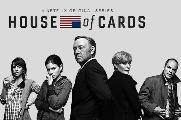 House Of Cards Cast 2015