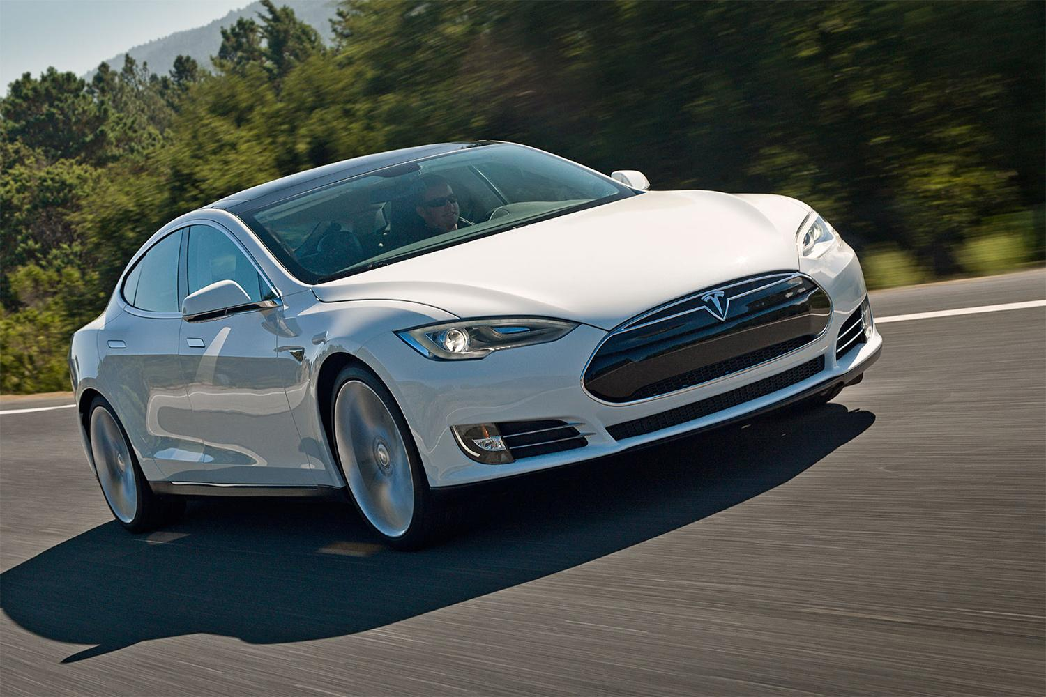 Cars Now: The Tesla Model S Is Now The Fastest Car In The World