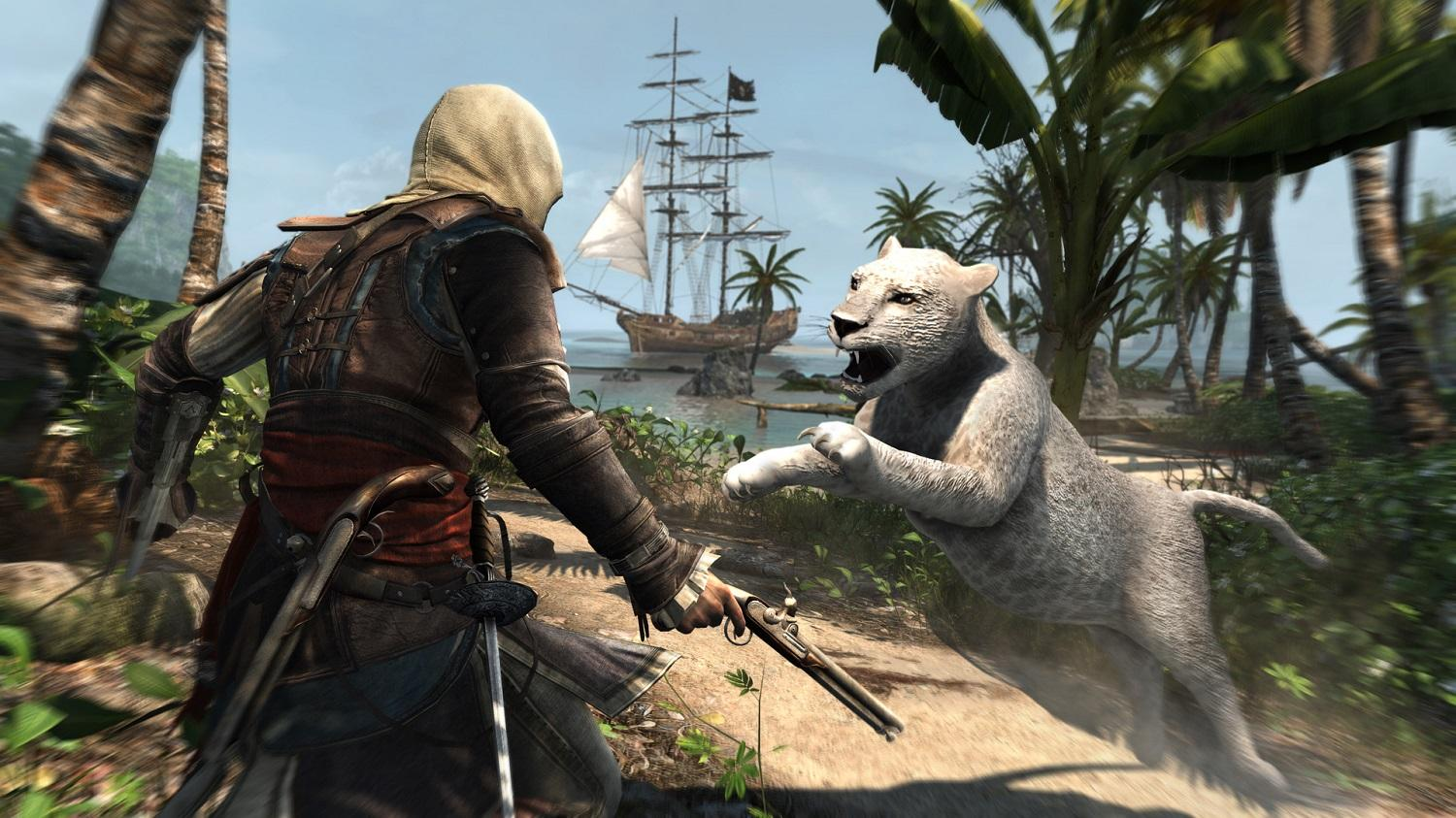Assassin's Creed 4 loses online pass, Ubisoft kills Uplay ...