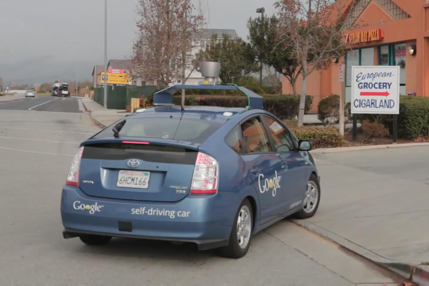 google autonomous car drives like your grandma ca resident says. Black Bedroom Furniture Sets. Home Design Ideas