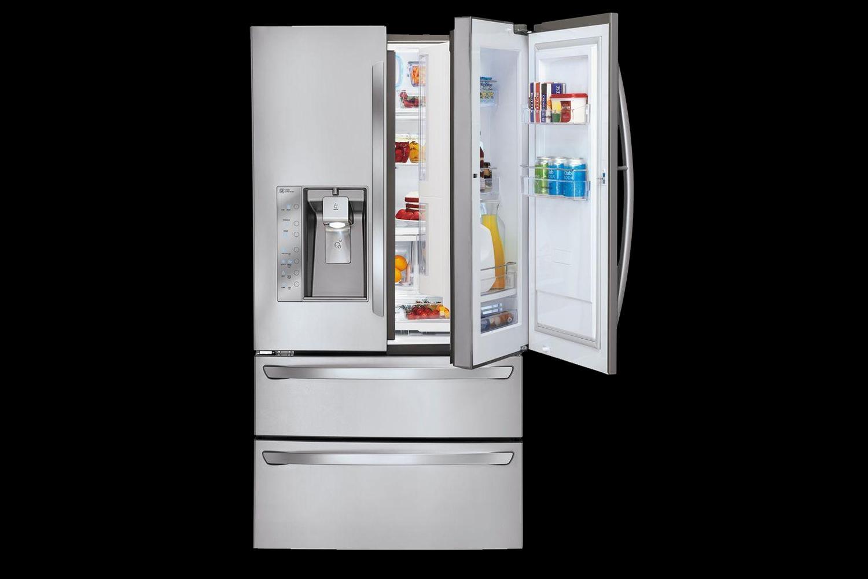 Lg Upgrades Its Line Of Door In Door Refrigerators