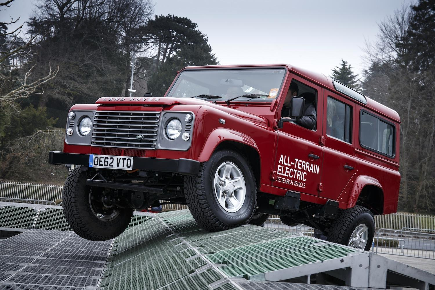 Land Rover Defender Production To End In 2015 Digital
