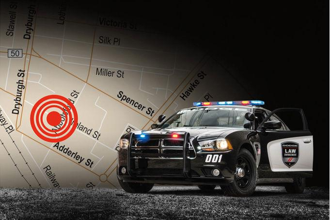 Iowa Police Are Using Gps Bullets To Track Runaway Cars