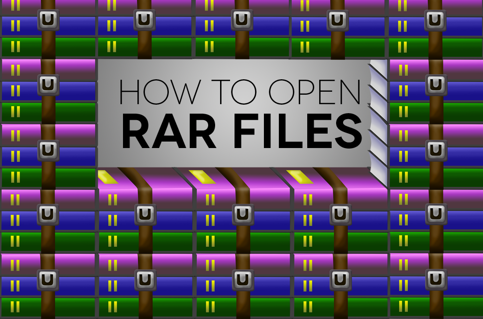 how to play rar files on mac