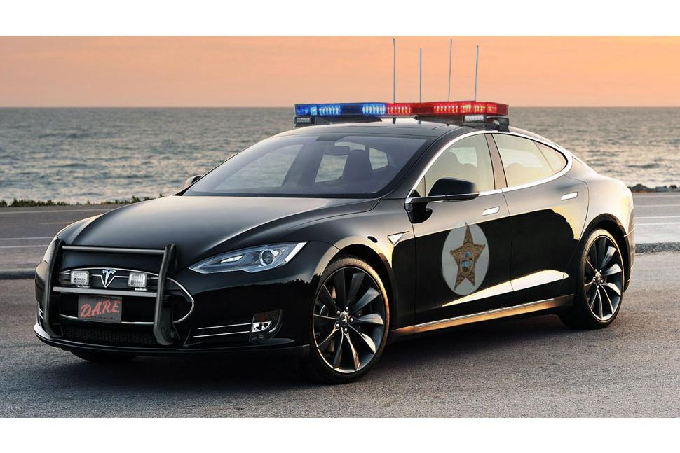 california town considers tesla s for their new police car digital trends. Black Bedroom Furniture Sets. Home Design Ideas