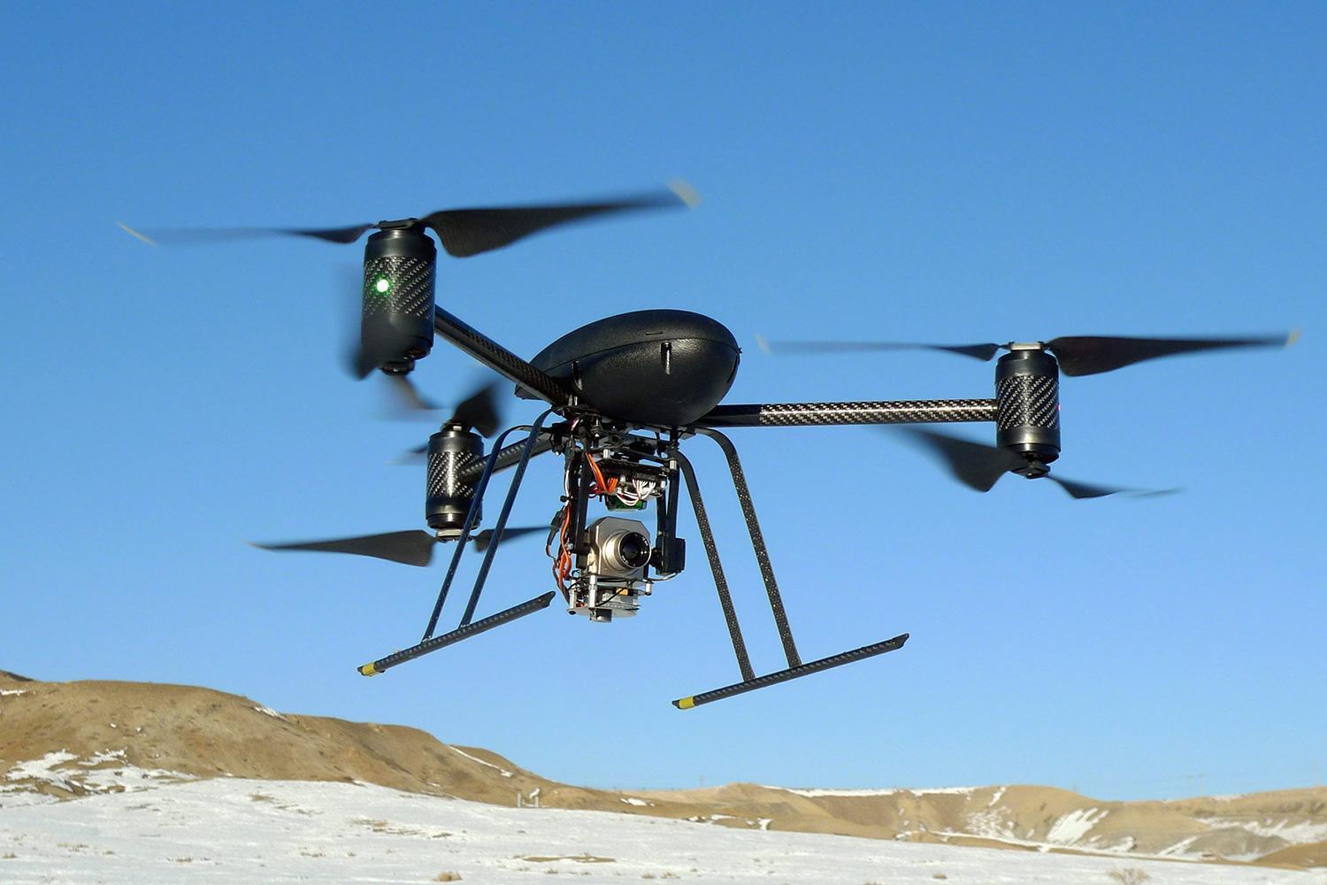 The many uses for the drone technology in the united states