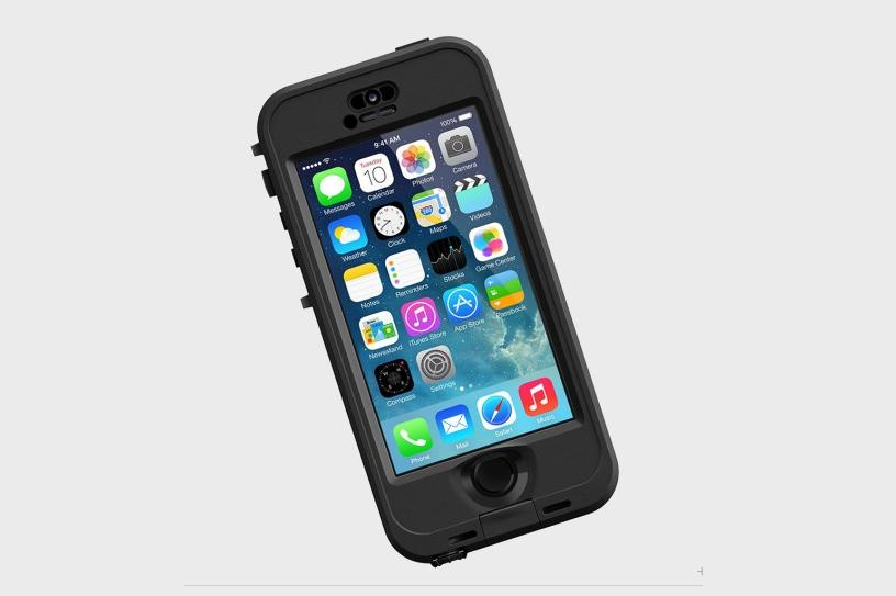 Lifeproof Iphone 5s Case: LifeProof Launches Rugged Nüüd IPhone 5S Case With Touch
