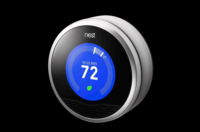 google reportedly testing smart thermostat service. Black Bedroom Furniture Sets. Home Design Ideas