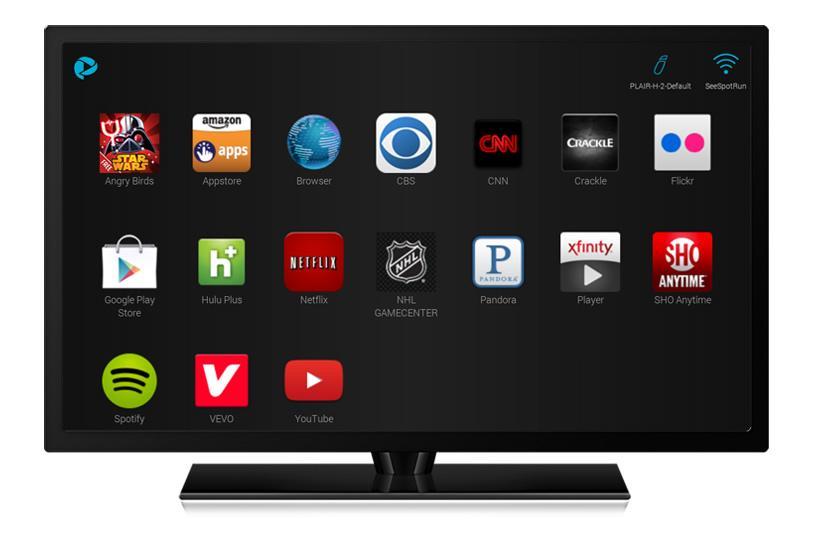 Chromecast 2 Apps