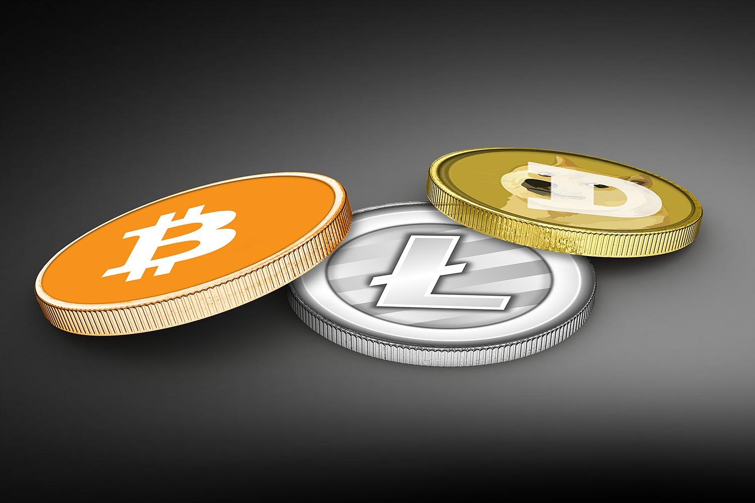 How To Buy Bitcoin, Litecoin, And Dogecoin