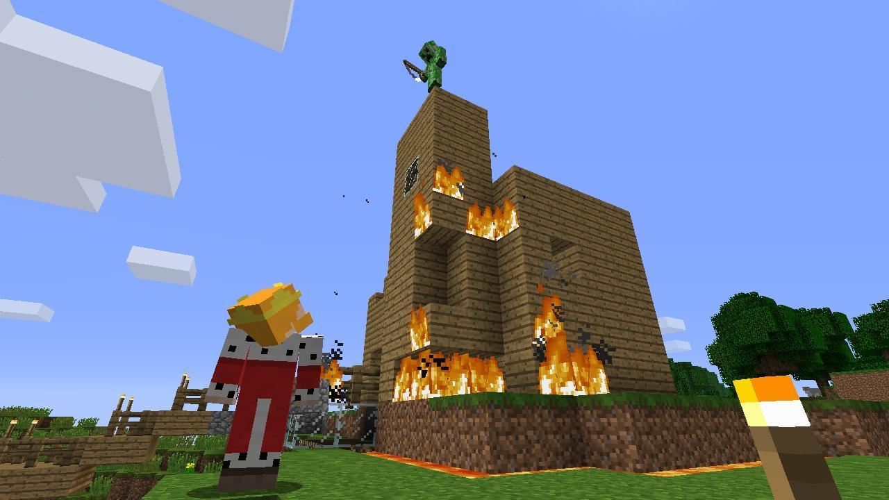 Minecraft Hits Ps3 On December 18 Digital Trends