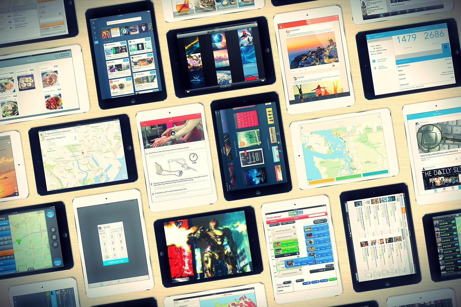 Top 100 Ipad Apps