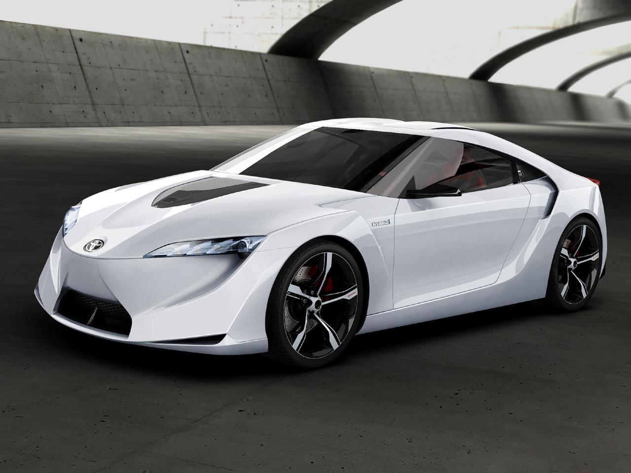 toyota supra concept destined for 2014 detroit auto show digital trends. Black Bedroom Furniture Sets. Home Design Ideas