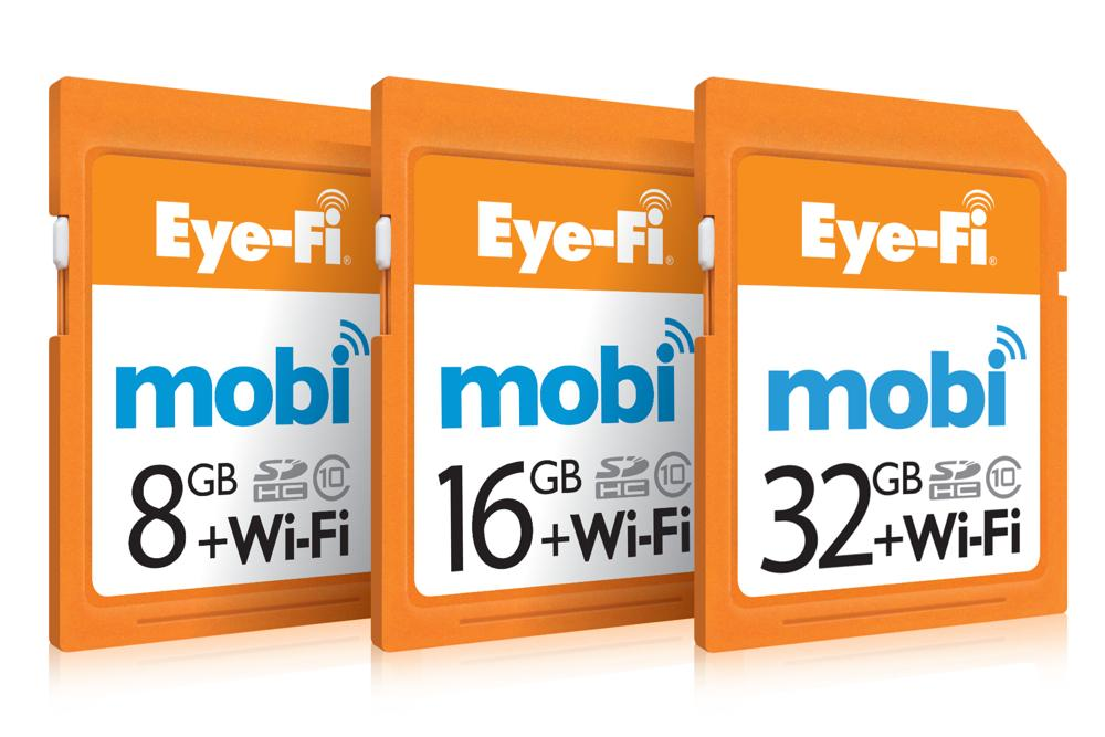 Eye Fi Adds Windows Desktop Support For Mobi Wireless Sd
