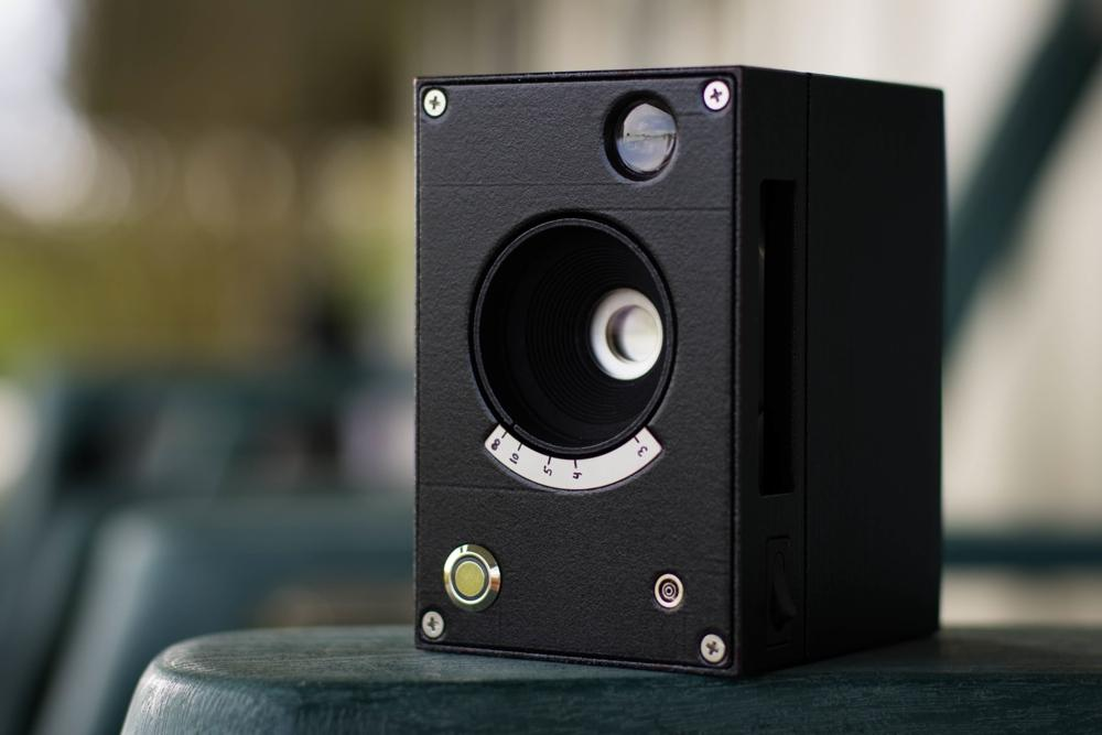 The Lux Is An Open Source 3d Printed Camera That S