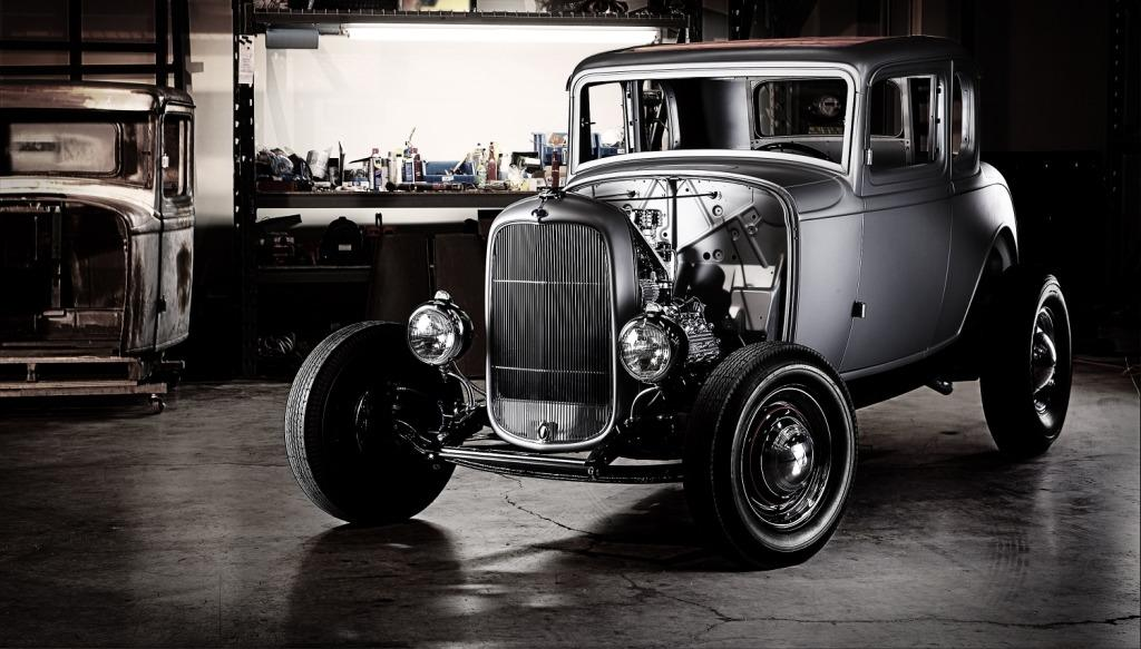 1932 Ford 5-Window Coupe reproduction bodies launched ...
