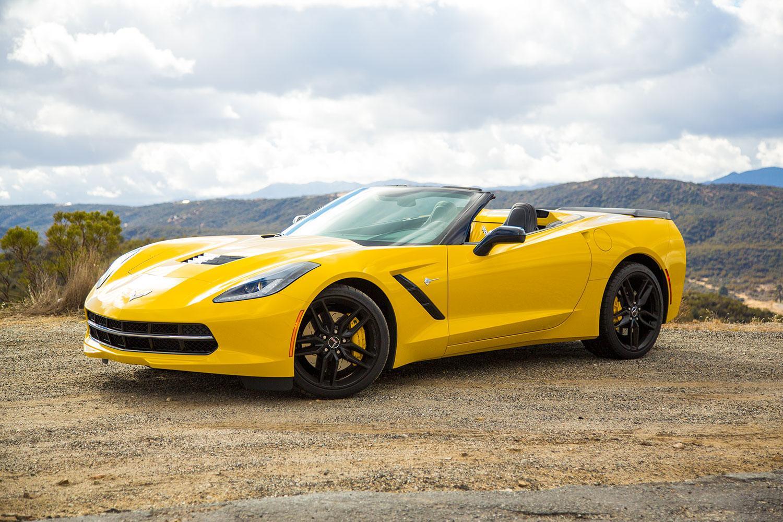 2015 Corvette Stingray receives new eight-speed automatic ...