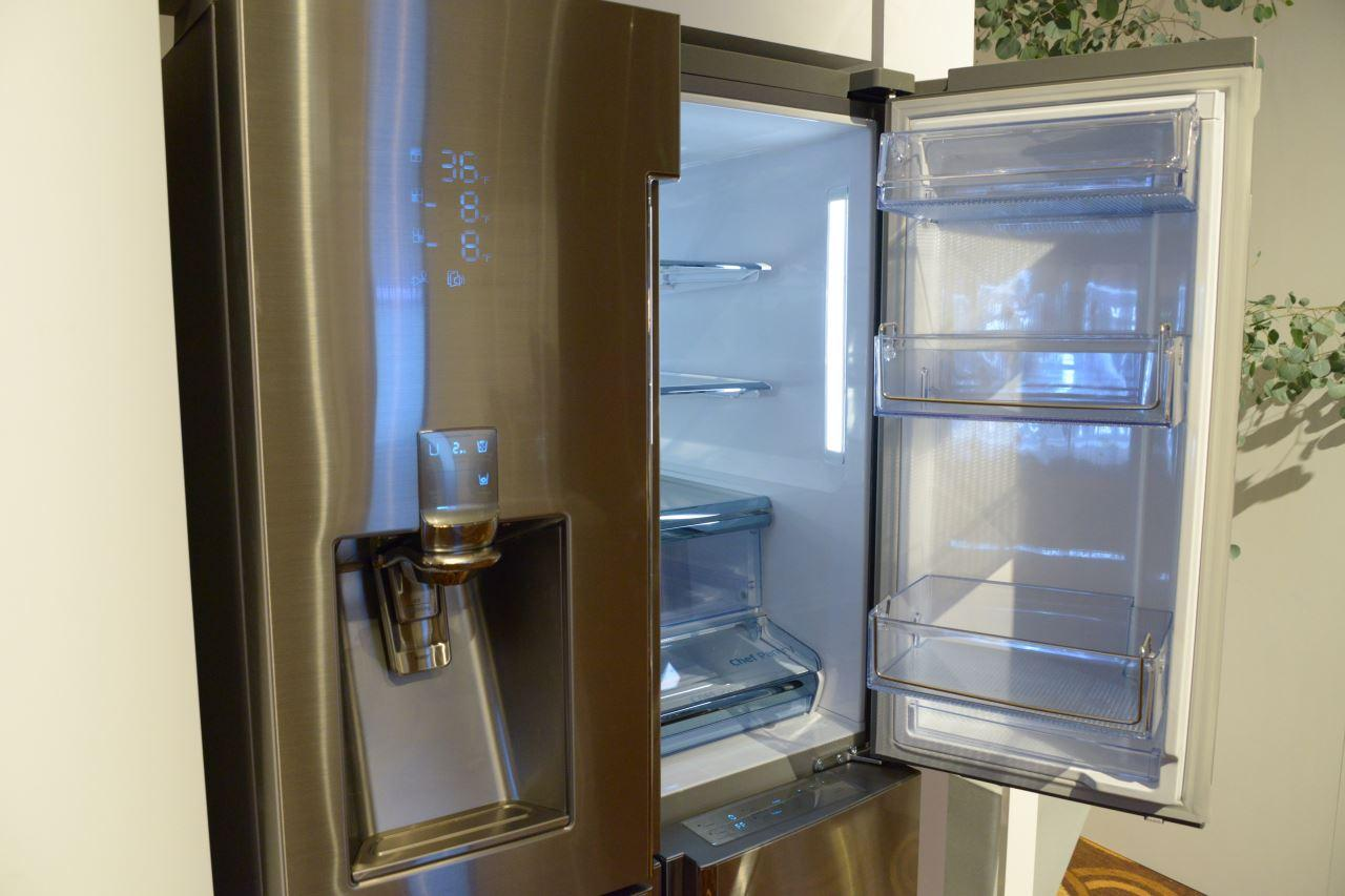 First Look At Samsung S Chef Collection Refrigerator