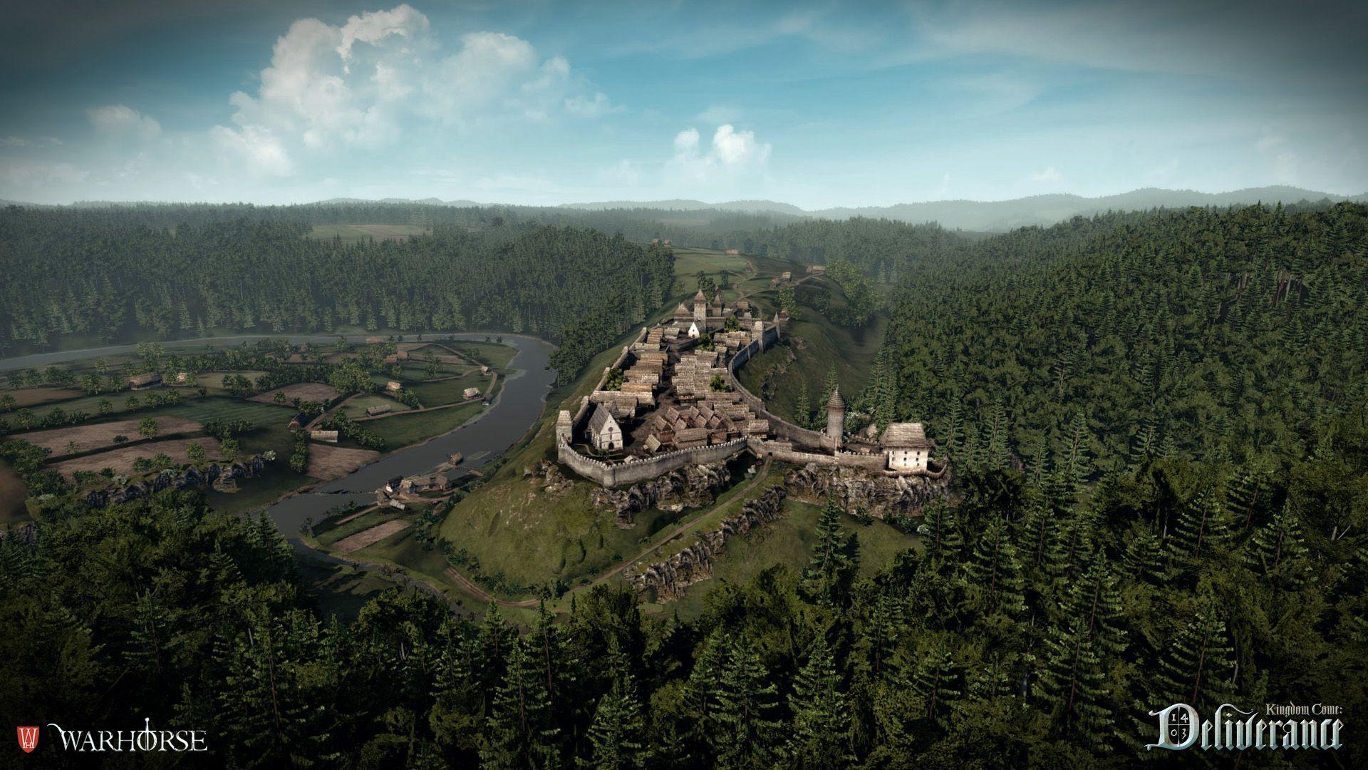 Kingdom Come: Deliverance aims to separate fact from ...