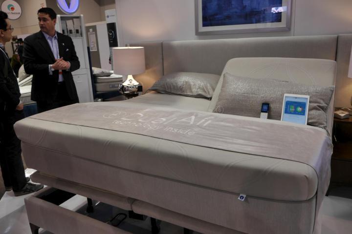sleep number unveils x12 the sensor studded super. Black Bedroom Furniture Sets. Home Design Ideas