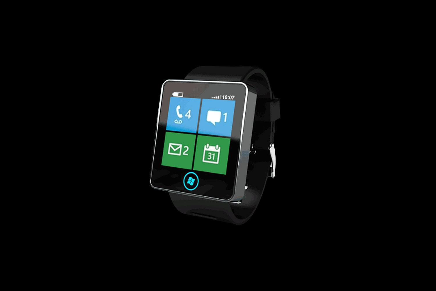 Microsoft's Smartwatch Might Work With iOS and Android ...