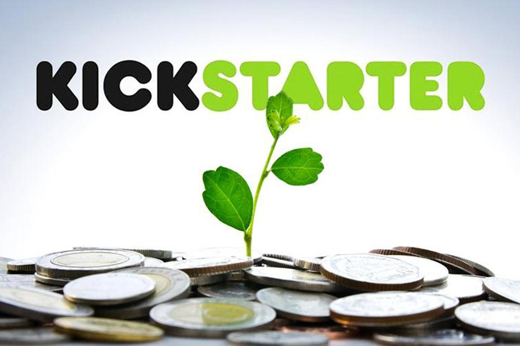Image result for KICKSTARTER