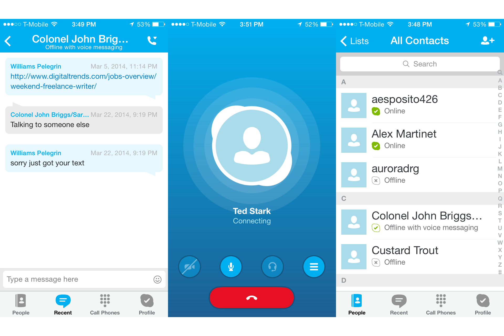 Image Result For Iphone Skype Update